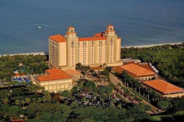 Ritz Carlton Naples Hotel Florida
