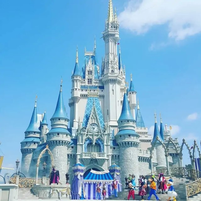 Walt Disney Magic Kingdom Orlando Attractions
