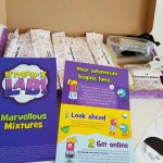 Letterbox Lab Subscription Box ideal for home schooling