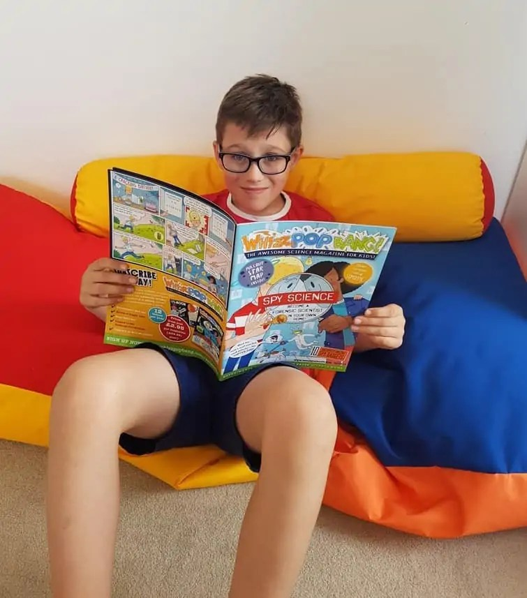 Whizz Pop Bang Magazine Subscription