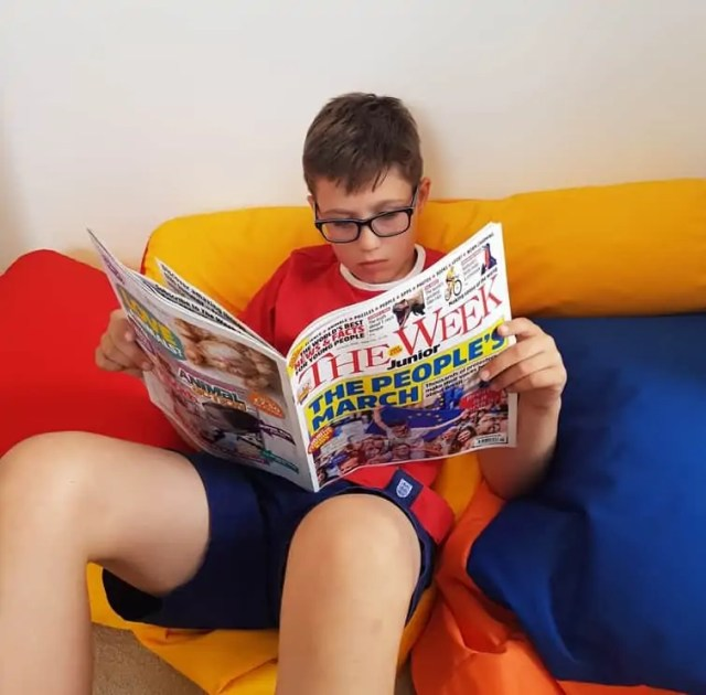 The Week Junior Current Affairs Magazine for kids
