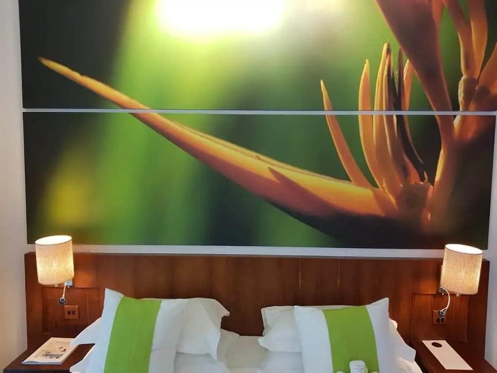 Tamassa Resort Mauritius Bed Room 1008