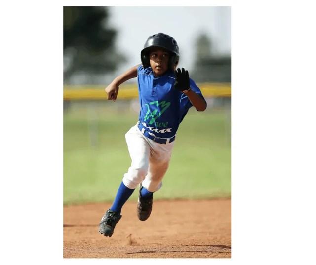 Sports and child development - Baseball