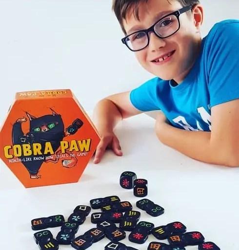 Cobra Paw Game Review