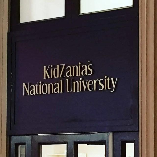 Kidzania London National University