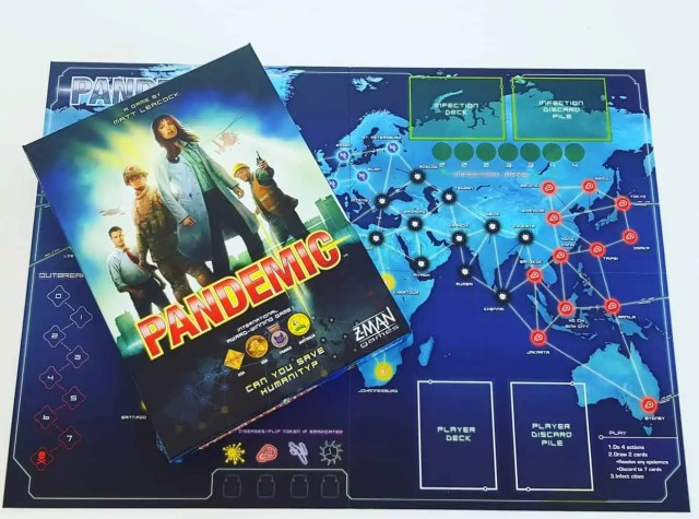 Pandemic Board Game Review 1