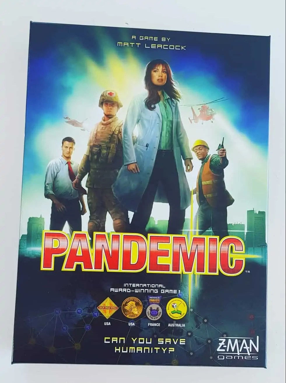 Pandemic Board Game Review 4