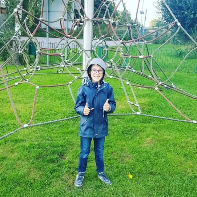 Free boredom busters for kids - at the park