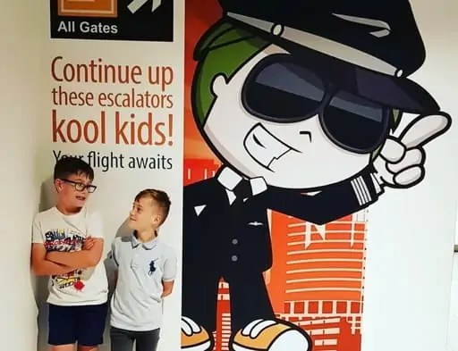 Kidzania Westfield London Review