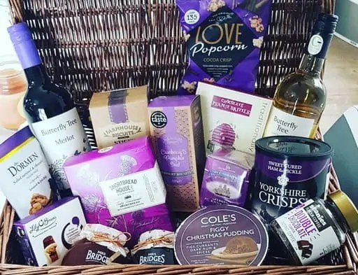 Prestige Christmas Luxury Hamper Review