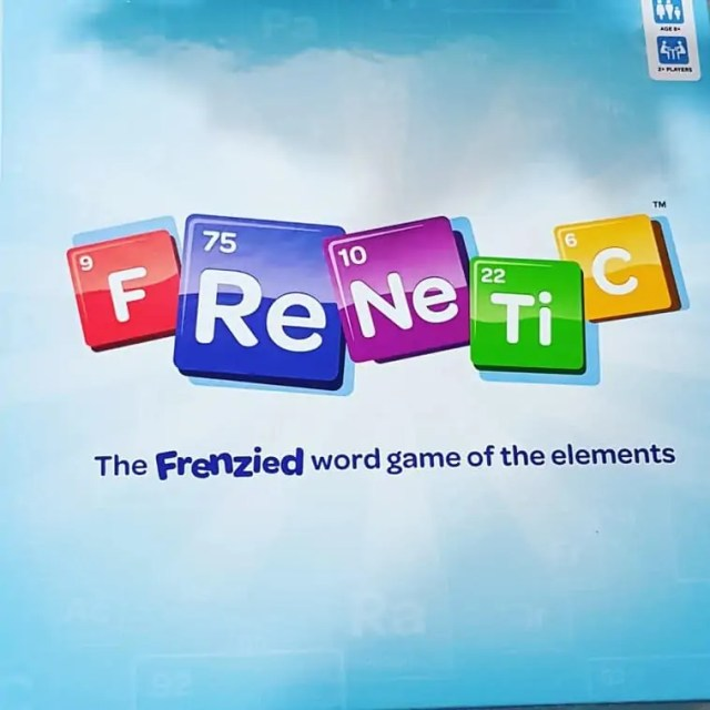 Frenetic Board Game Review