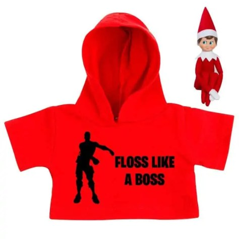 Elf Floss like a boss
