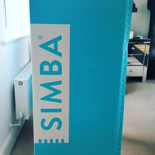 Simba Mattress in a box our simba mattress review