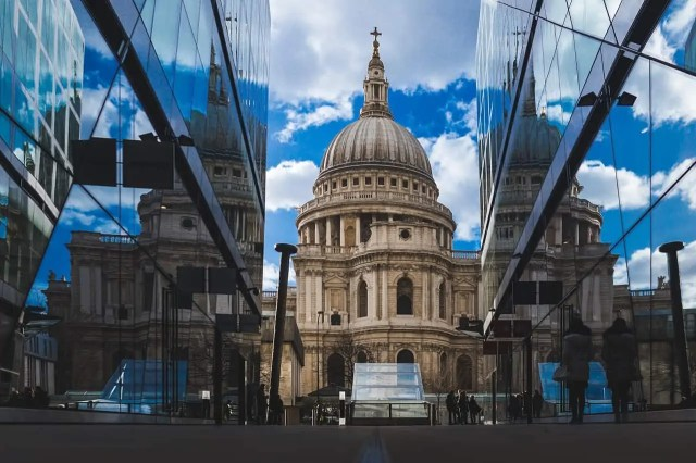 St Pauls Cathedral -Fun things to do in London for Families