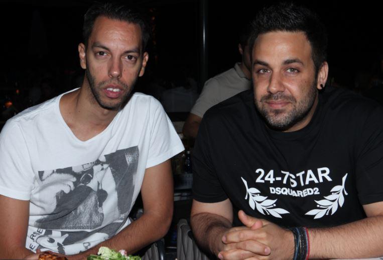 Γιώργος Γιαννιάς: Δημοσιογραφικό dinner party για το «Λογικα» (ΦΩΤΟ)