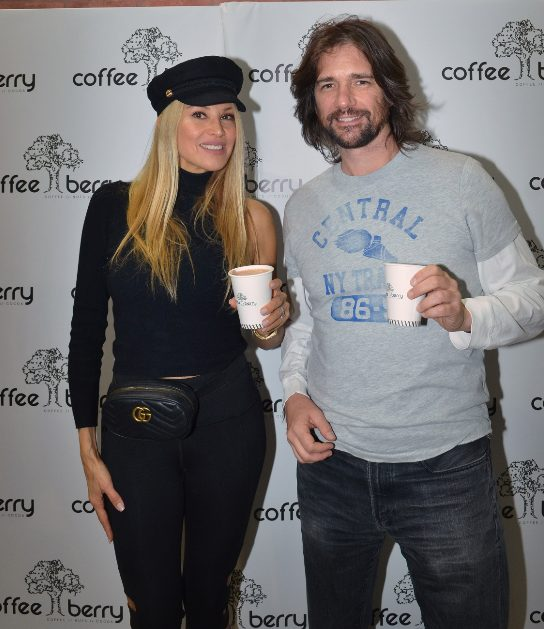 Λαμπερά πρόσωπα στην  «Coffee Berry» ξεχώρισε στη HORECA
