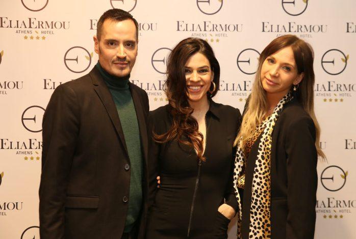 Λαμπερά εγκαίνια για το Elia Ermou (Εικόνες)