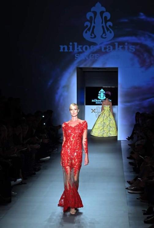 Nikos – Takis: Μαγεψε με την νέα του κολεξίον Άνοιξη – Καλοκαίρι 2020.