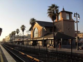 Gare de San Mateo