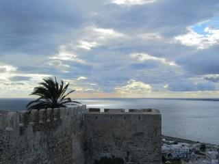 Fort, Kelibia, Tunisie