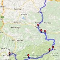 J3 - Les Pyrénées - Carcassonne - Pas de la Case