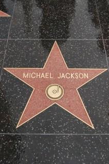 Etoile du Roi de la Pop, Michael Jackson