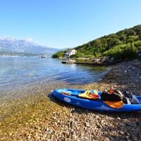 J5 - Canoe dans les bouches du Kotor