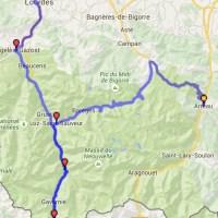 J6 - Les Pyrénées - Arreau - Lourdes