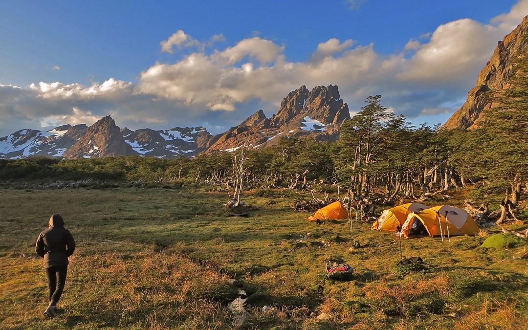Dientes de Navarino – O exuberante Trekking do Fim do Mundo !