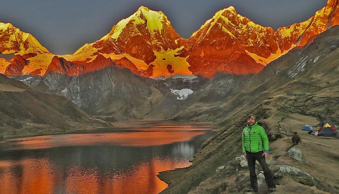Cordilheira Huayhuash 2020 – Peru