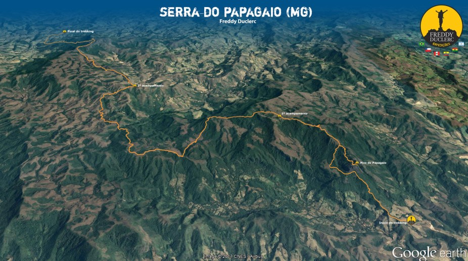 mapa-serra do papagaio-freddy duclerc.