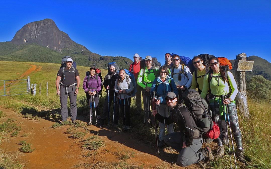 Travessia Serra do Papagaio