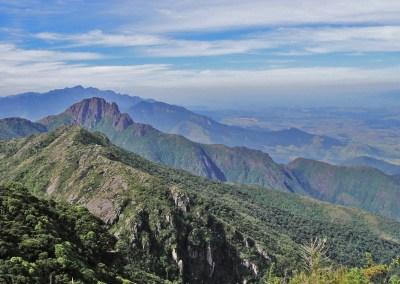 Cumes Marins, Marinzinho e Itaguaré (3 dias)
