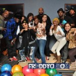 Diamond, Kandi, Rasheeda, and Toya, Throw Lil Scrappy A Surprise Birthday Party
