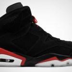 Jordan VI Retro Black/Varsity Red