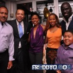 Frank Ski Hosts Thomas Dortch Big Birthday Bash With, Emmanuel Lewis, Hill Harper, & 112