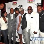 @Ludacris Host Ludaday Kick Off Dinner With @KELLYROWLAND Kenyon Martin Keshia Knight Pulliam & More