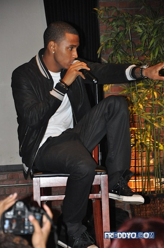 Trey songz private listening party 595 north for new album passion 914last night i had the opportunity to attend a private meet and greet for the release of my homie trey songzs new album entitled passion m4hsunfo