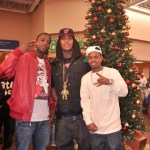 Gucci Mane, Waka Flocka, & Young Dose Take Over Wal-Mart For Toys N Da Hood