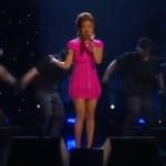 "Keyshia Cole Performs ""Take Me Away"" On Conan + Getting Married Next Month"