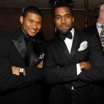 Kanye West, Usher Up For NAACP Image Awards