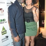 Q Parker of 112 Celebrates His Birthday Party Hosted By Marsha Ambrosius At Justin's