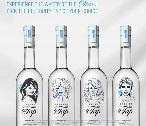 Unicef_Celebrity_Tap_Project_2011