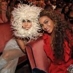 Beyonce Tired of Lady Gaga  Devilish Antics & Scene Snatching Acts