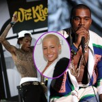 Kanye West Goes In On Amber Rose At Coachella & Wiz Khalifa Defends Her