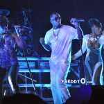 "Diddy & Dirty Money Hit Up ATL For ""Coming Home"" Concert"