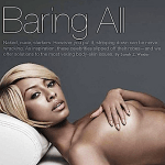 Keri Hilson Gets Naked for Allure Magize