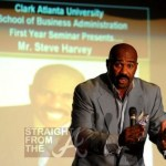 Steve Harvey Robbed By AUC Intern!