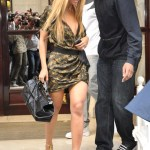 Beyonce & Jay Z Out With Solange's Ex-Husband & Juelz {Video/Photos}
