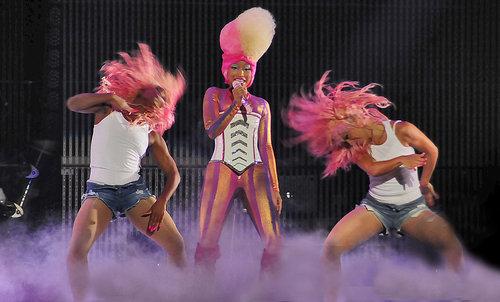 "Lil' Waynes Tour "" I'm Still Music Tour"" at Phillips Arena"